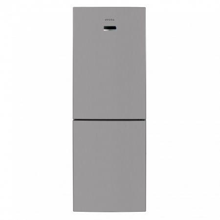 Combina frigorifica Arctic AK60355NFEMT+, 321 l, Clasa A+, H 201, No Frost, Argintiu