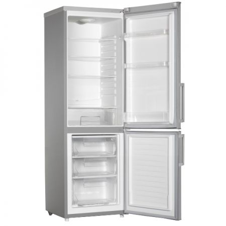Combina frigorifica Hansa FK261.3X, 228 l, Clasa A+, H 169.2 cm, Inox