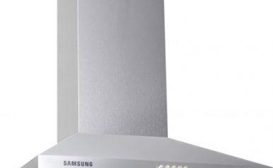 Hota incorporabila decorativa Samsung HDC6145BX/BOL, Putere de absorbtie 314 mc/h, 1 motor, 60 cm, Inox