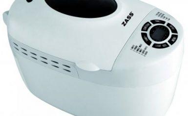 Masina de paine Zass ZBM 02, 850W, 1250g, 12 programe