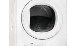 Uscator de rufe Whirlpool Supreme Dryer HDLX 70410, 6th Sense, Pompa de caldura, 7 kg, Clasa A++