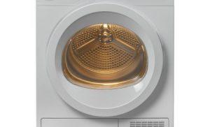 Uscator de rufe cu condensare Beko DU7133GA0, 7 kg, 16 Programe, OptiSense, Baby Protect, Clasa B, Alb