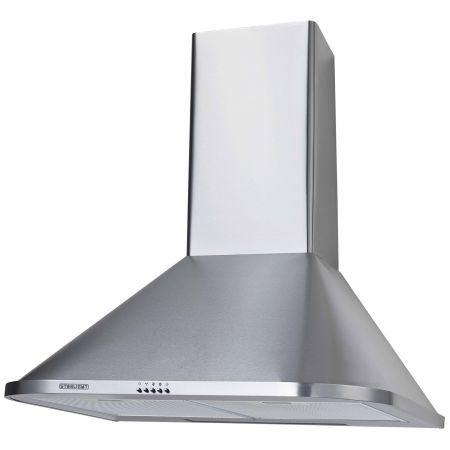 Hota incorporabila decorativa Star-Light HAD-100SS, Putere absortie 536.5 mc/h, 3 trepte de putere, 1 motor, 60cm, Inox