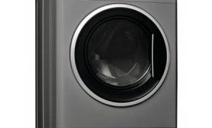 Masina de spalat rufe cu uscator Whirlpool WWDC 9614 S, 6th Sense, Motor Inverter, 9 kg spalare, 6 kg uscare, 1400 RPM, Clasa A, 60 cm, Argintiu