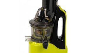 Storcator de fructe si legume cu melc Oursson JM7002/GA, 240 W, 60 RPM, Recipient suc 1 l, Verde