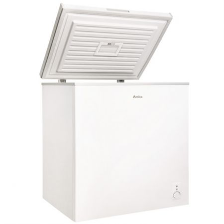 Lada frigorifica Hansa FS150.3, 146 l, Clasa A+, Alb
