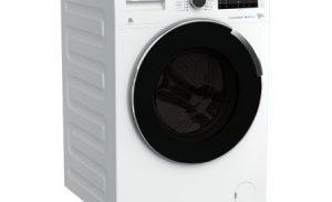 Masina de spalat rufe cu uscator Beko HTV8743XG, 1400 RPM, 8kg spalare / 5 kg uscare, Clasa A, Motor ProSmart Inverter, IonGuard, Display digital, Alb