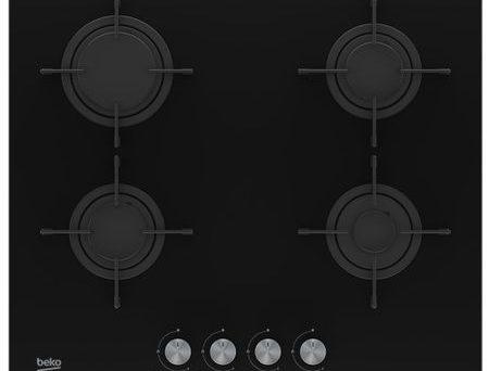 Plita incorporabila Beko HILG64220S cu 4 arzatoare si sticla neagra – Review si Detalii tehnice