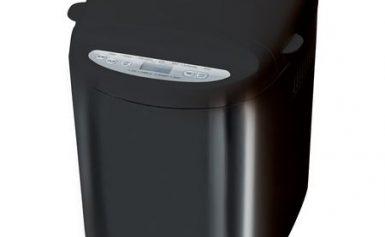 Masina de facut paine Studio Casa SC1809 Viva, 550 W, 11 programe, 700 / 900 g, Afisaj LCD, Program Gluten free, Negru