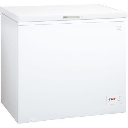 Lada frigorifica Daewoo FF-384H, 295 litri, Clasa A+, Alb