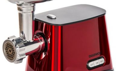Masina de tocat carne Daewoo DMG099R – Review complet si Pareri pertinente