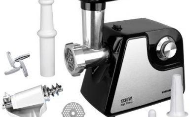 Masina de tocat carne Heinner MG-1330BKIX – Review detaliat si Recomandari