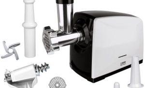 Masina de tocat carne Heinner MG-2100BKWH cu o putere de 2100 W – Review complet si Pareri utile