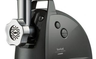 Masina de tocat carne Tefal HV8 Plus NE685838, 2000W, 2.6kg/min, functie Reverse, Negru