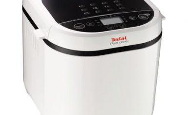 Review Tefal Pain Doré PF210 – masina de paine cu 12 programe