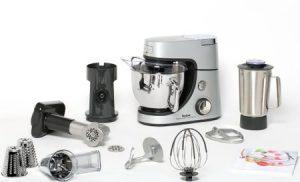 Review Tefal Masterchef Gourmet QB612 – robot de bucatarie cu 6 functii
