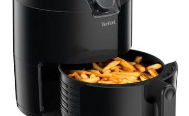Review Tefal Easy Fry Classic XL EY201815 – friteuza cu temperatura ajustabila 80-200 grade Celsius