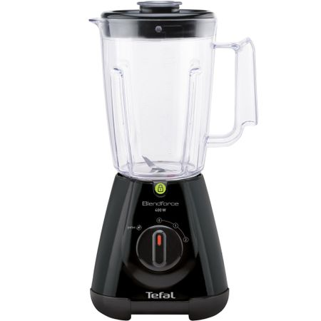 Review Tefal BlendForce Faciclic Plastic Black BL3008 – blender cu puterea de 400 W