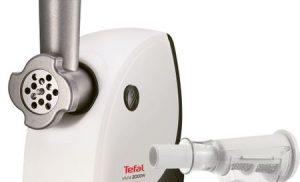 Review Tefal NE445 – masina de tocat carne cu capacitatea de 2.3 kg/min