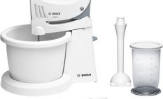 Mixer cu bol Bosch MFQ3561W – Review si Recomandari