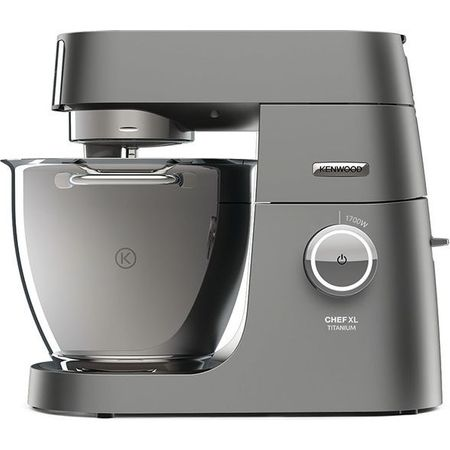 Review: Robot de bucatarie Kenwood Chef Titanium KVL8320S
