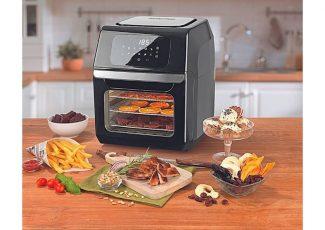 Friteuză fără ulei 12in1, Supreme Hot Air Fryer, multifuncțională | Review si Pareri utile